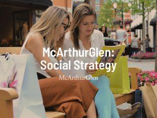 McArthurGlen: Social Strategy