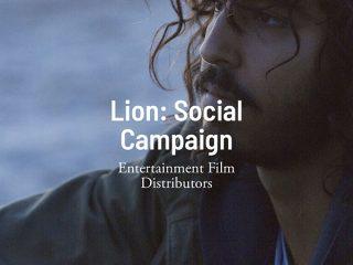 Lion: Social Campaign