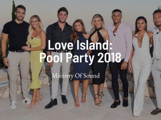 Love Island: The Pool Party 2018