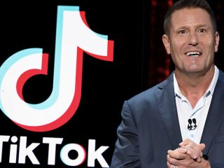 Trump's TikTok Threats See CEO Resign After Just Four Months
