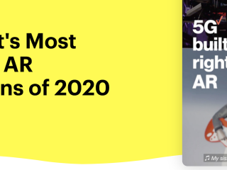 Snapchat Shares Top AR Campaigns of 2020